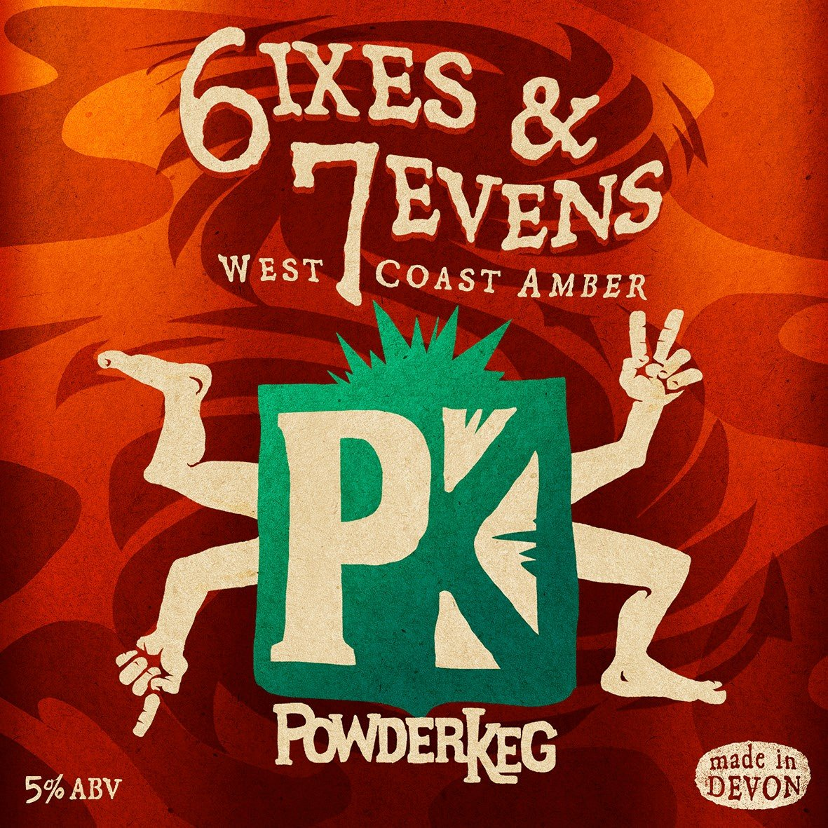 Dazed and Infused: Meet Powderkeg's Newest Beer!
