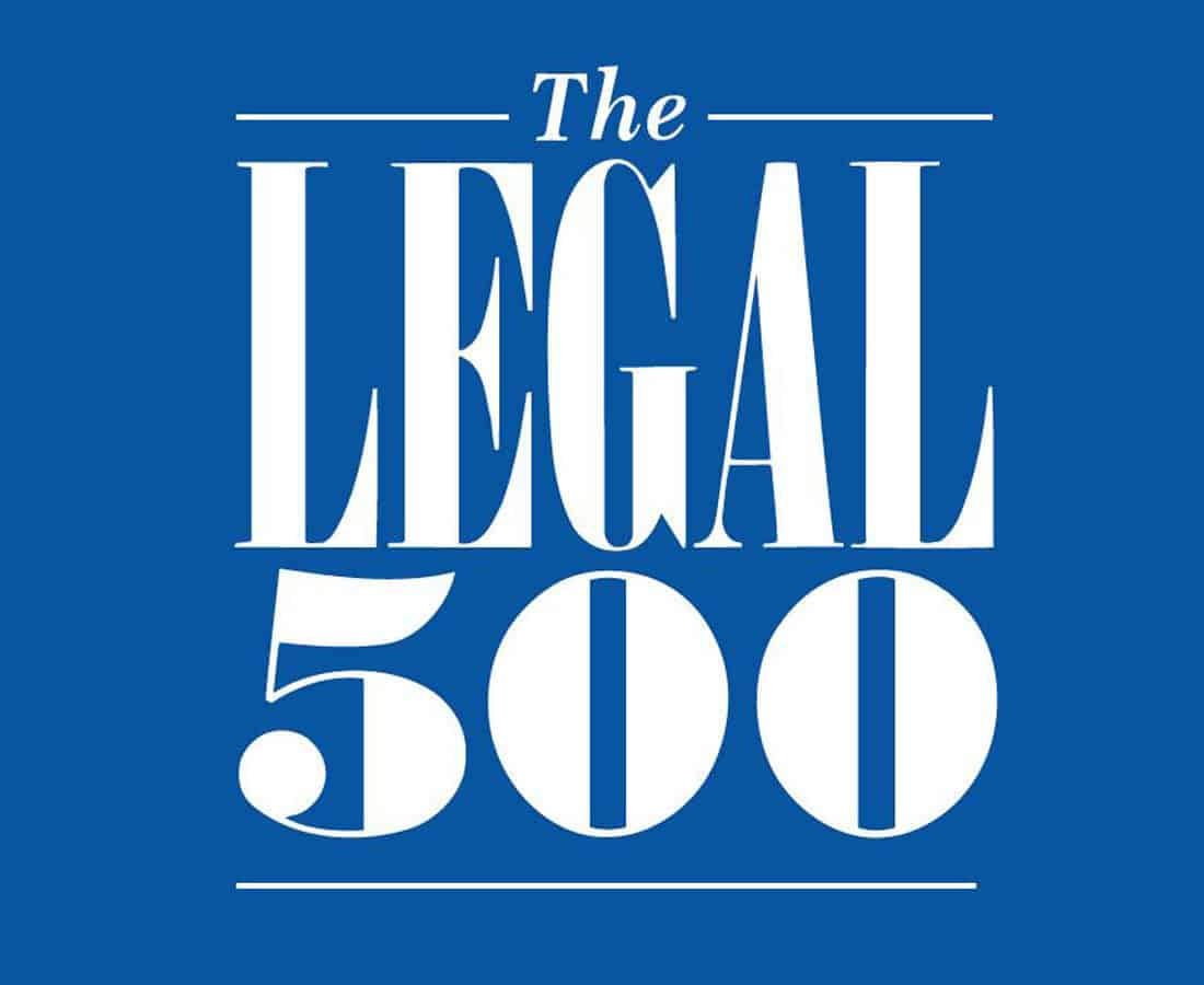 Exeter Firm Confirmed In the Legal 500