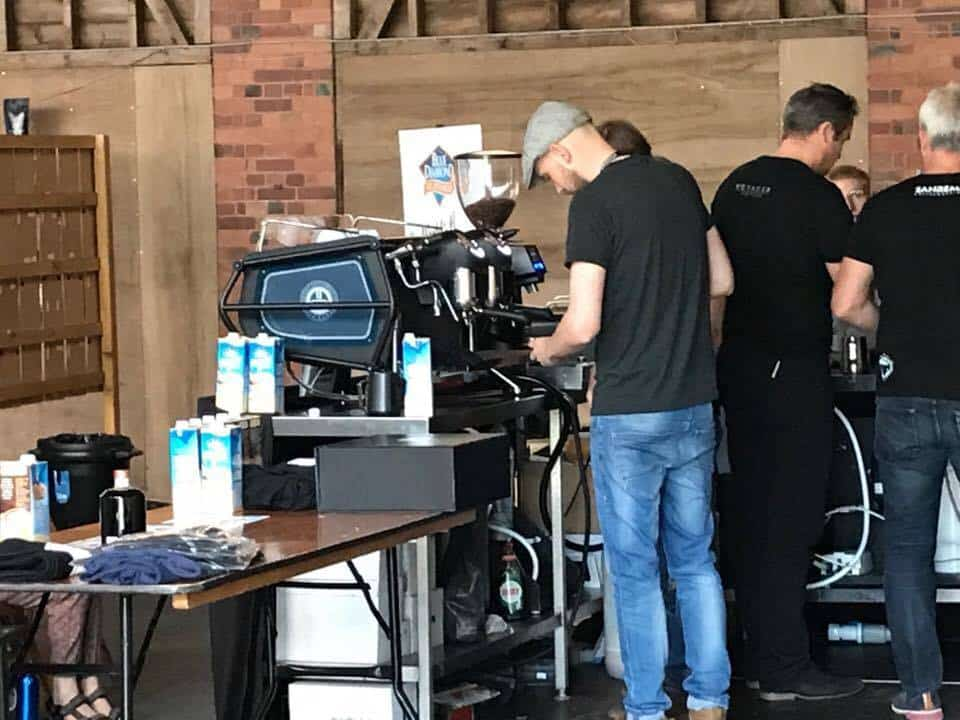 Inside the South West Coffee Festival