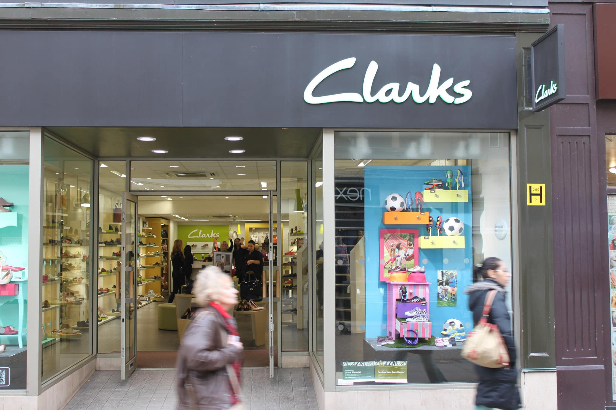 Clarks Begins Volume Manufacturing Again In Somerset, UK