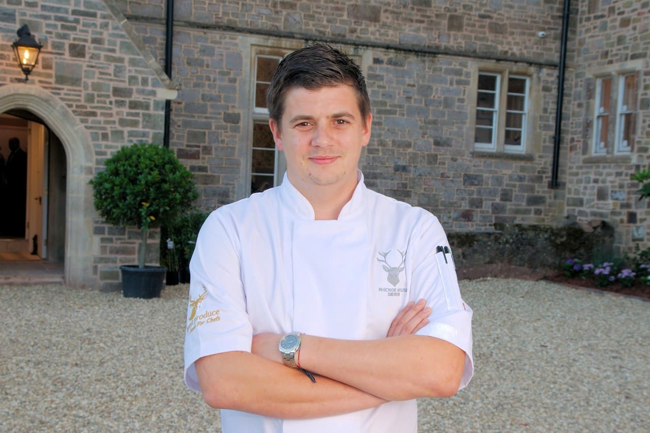 New Head Chef for Luxury Devon Hotel