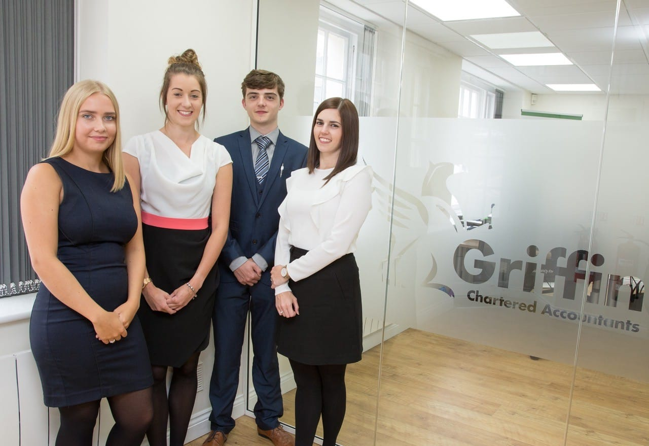 Young Accountancy Firm's Rapid Expansion