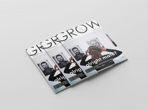 Grow Magazine Front Cover
