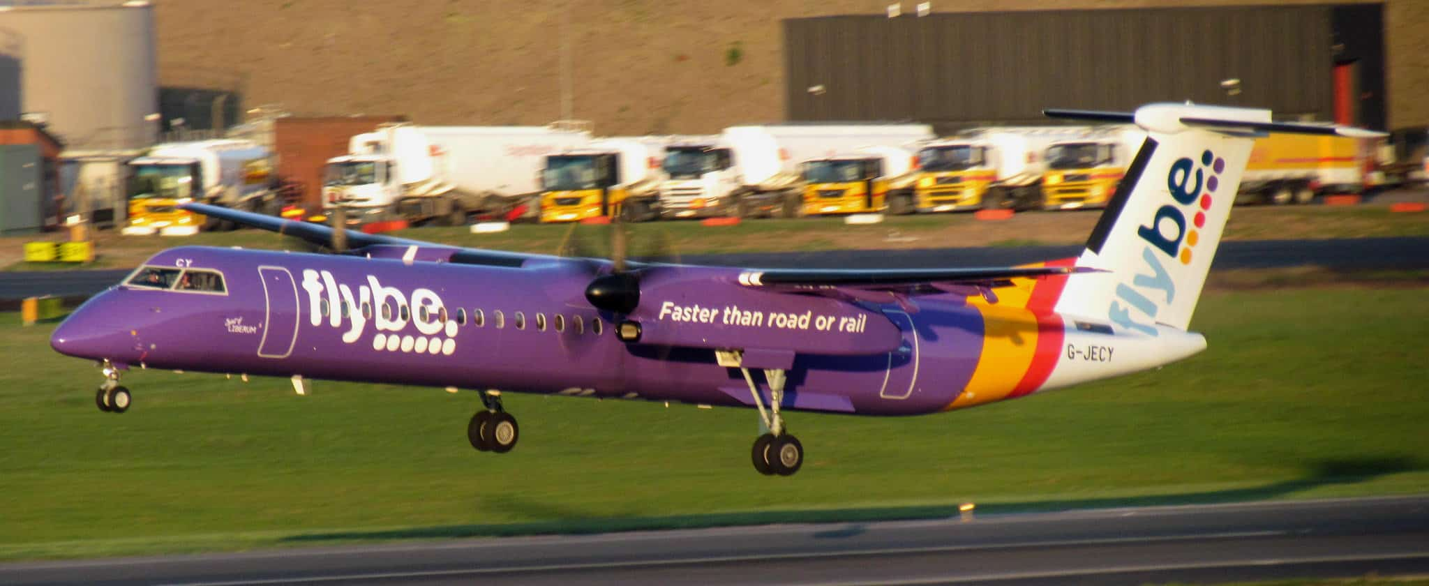 Flybe Cuts Prices Of 1 Million Seats By Up To 20% Across Peak Holiday Travel