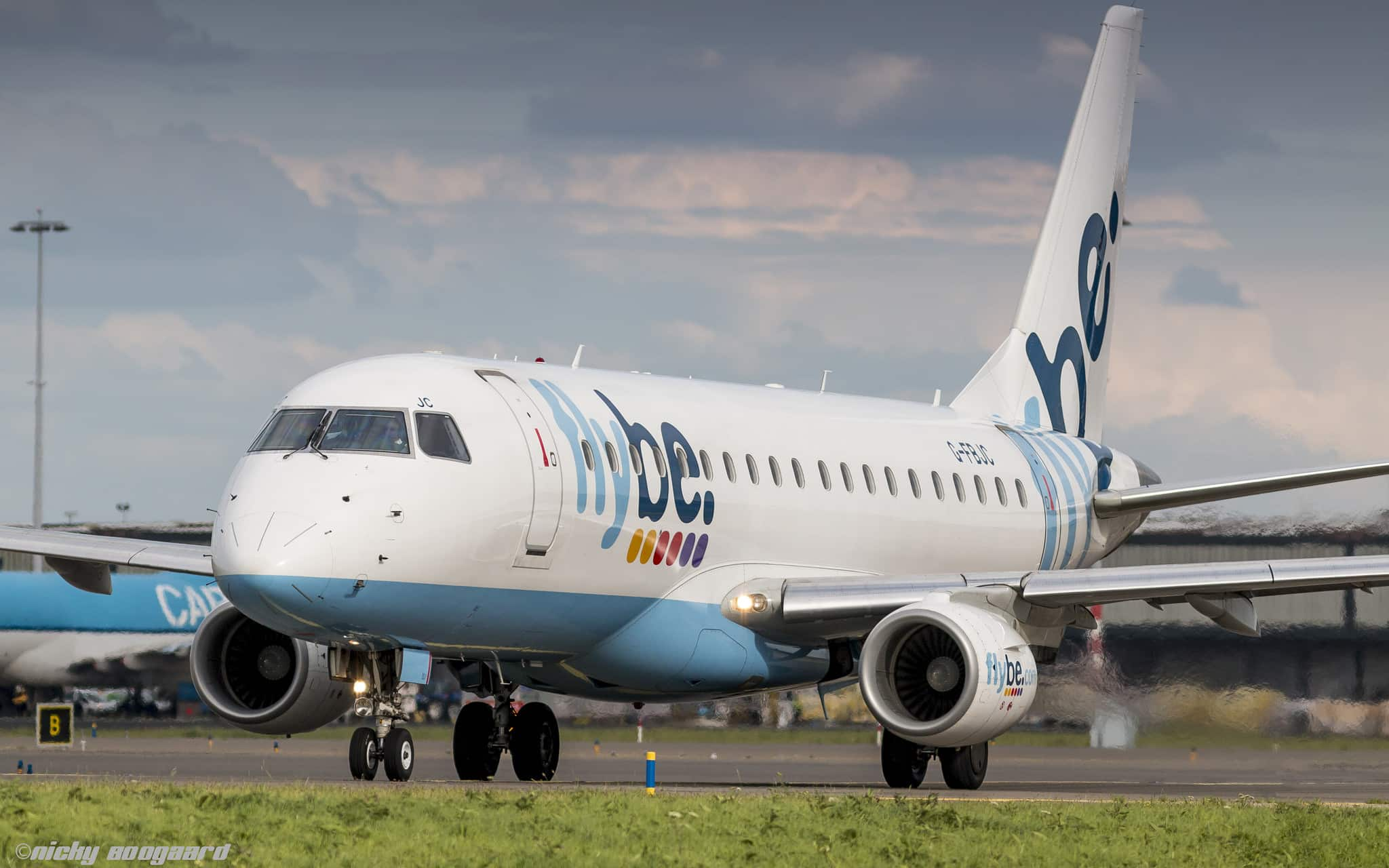 Flybe Announces More Flights For Winter From Exeter