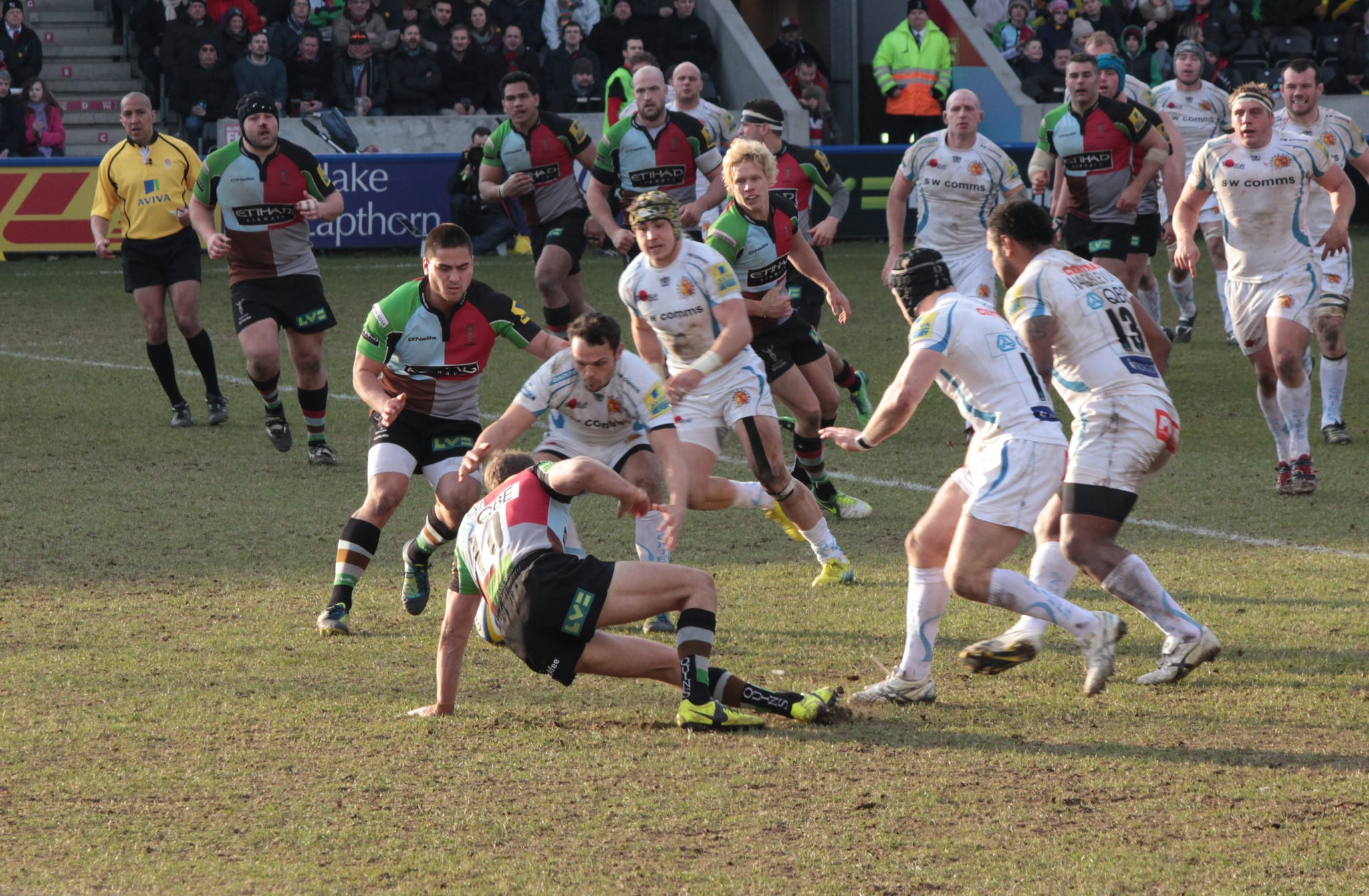 University and Exeter Chiefs to offer rugby PhD