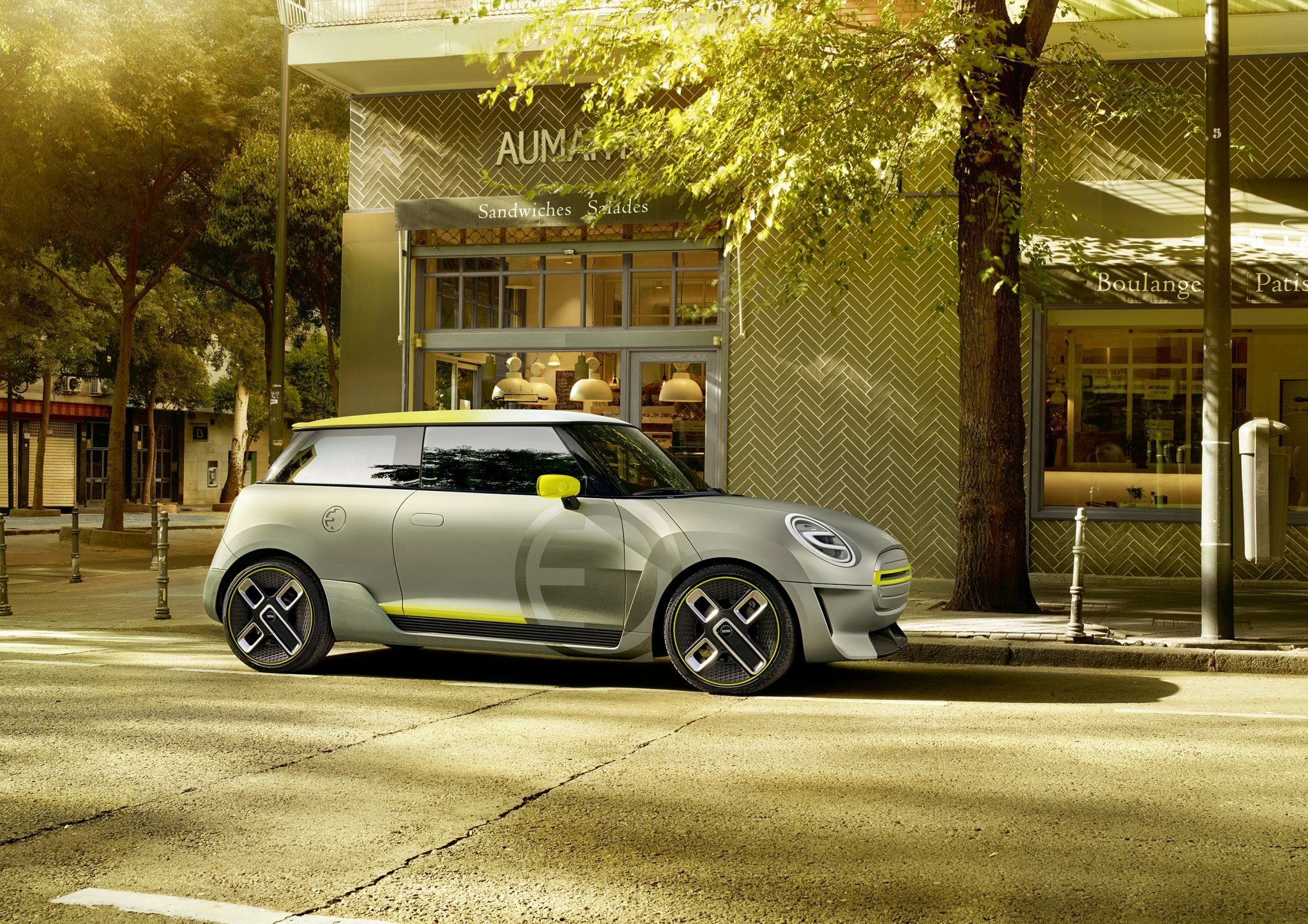 BMW Releases The Mini Electric Concept