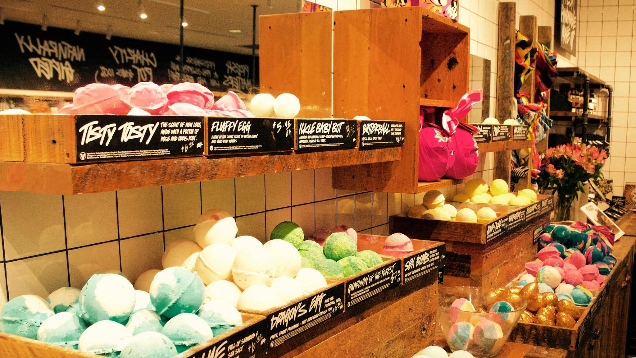 Water Deal for Ethical Cosmetics Retailer Lush