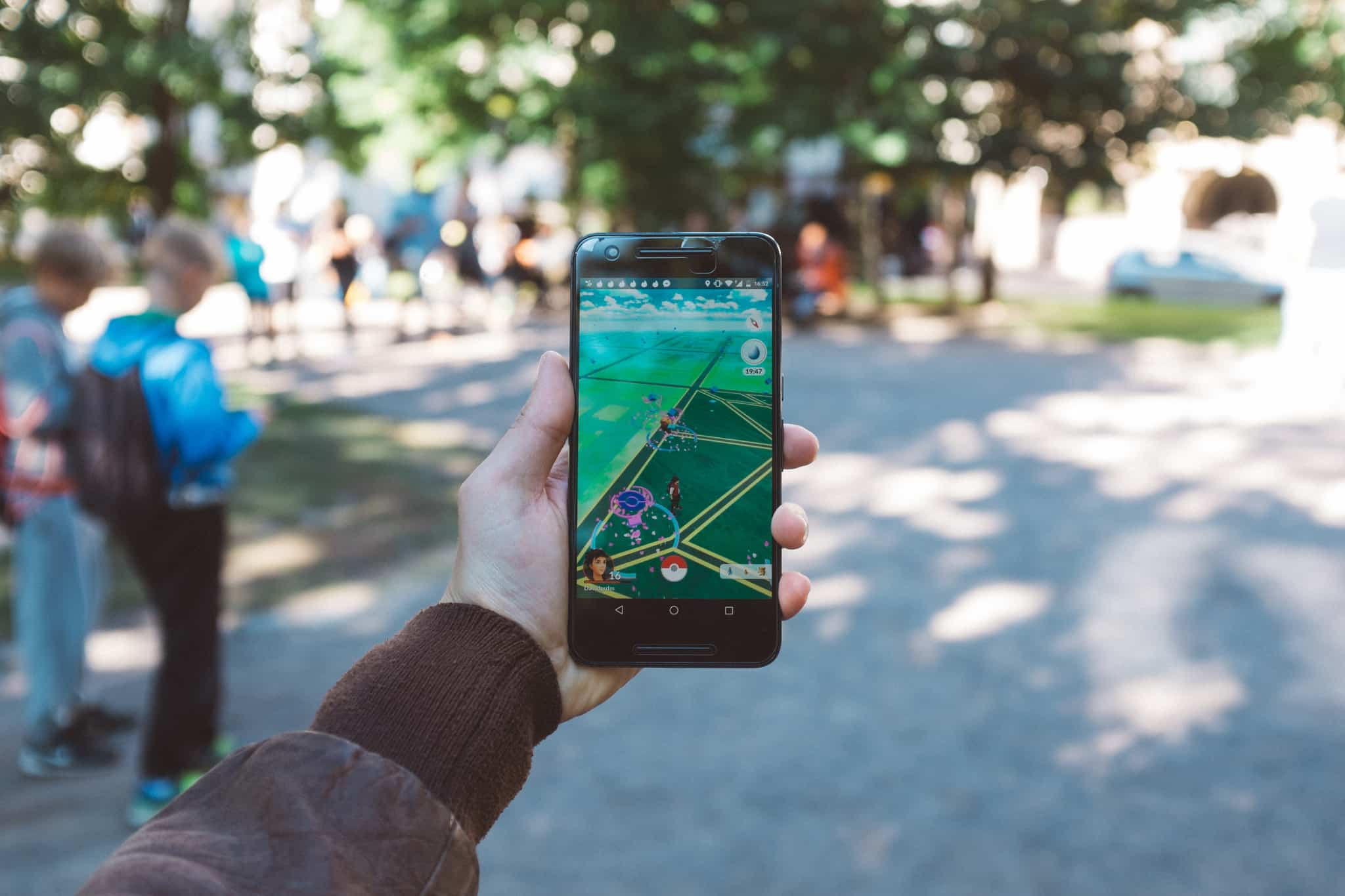 App inspired by Pokémon GO aims to reconnect people with British wildlife