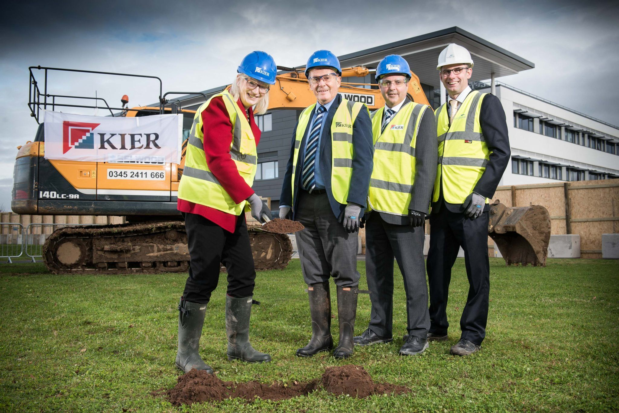 New Buildings at Exeter Science Park Will Bring Hundreds of Jobs to the Area