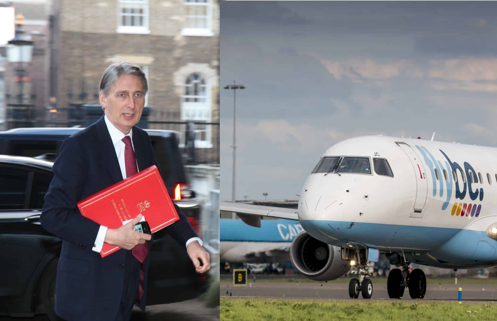 BREAKING NEWS – Flybe Autumn Budget Response