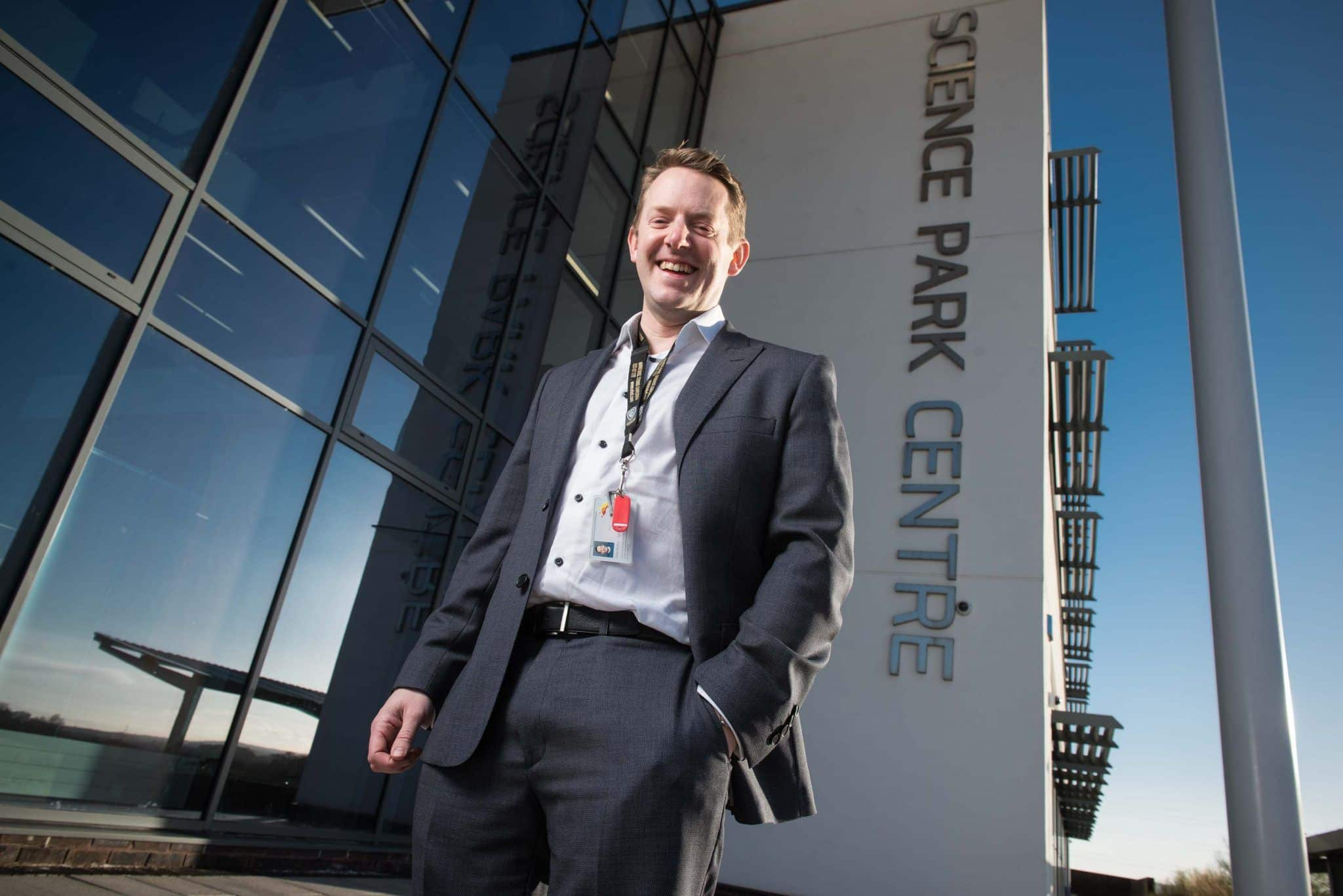 Cutting-edge Robotics Firm Brings Movie Credentials to Exeter Science Park