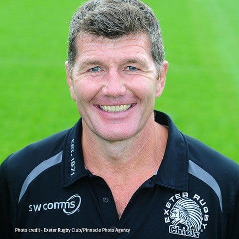 Chiefs Director to Give Inspirational Talk at Charity Event