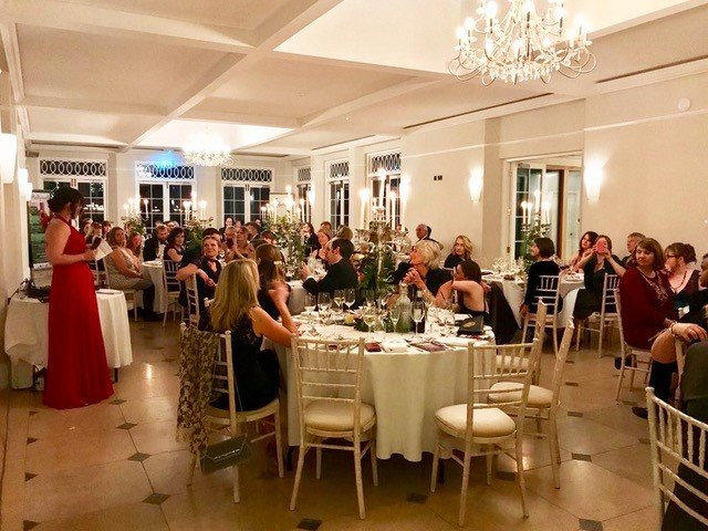 Charity Celebrates Success With Fundraising Ball