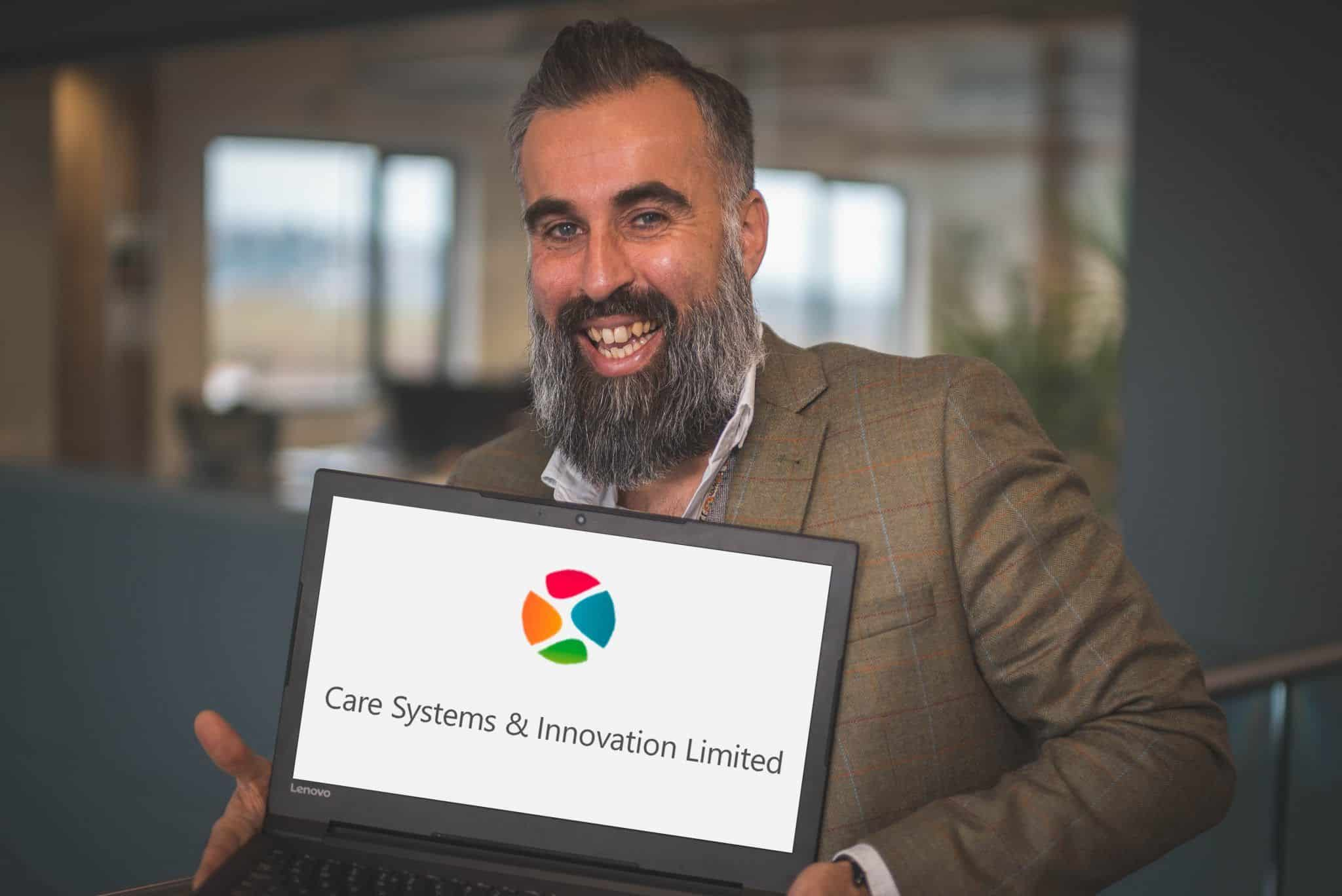 Tech entrepreneur chooses Exeter Science Park to launch innovative care home software company