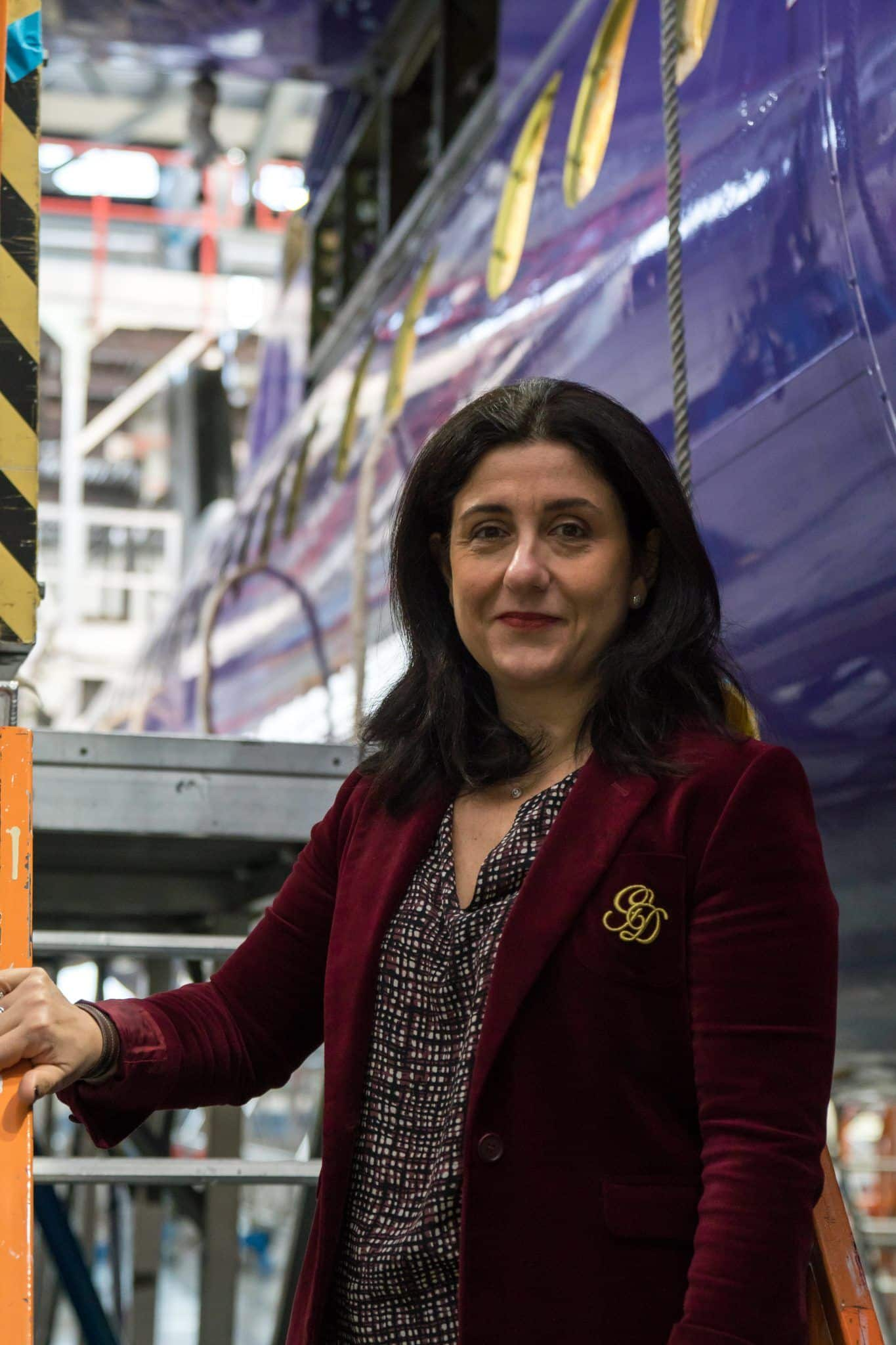 An Interview with… Christine Ourmières-Widener, CEO of Flybe.
