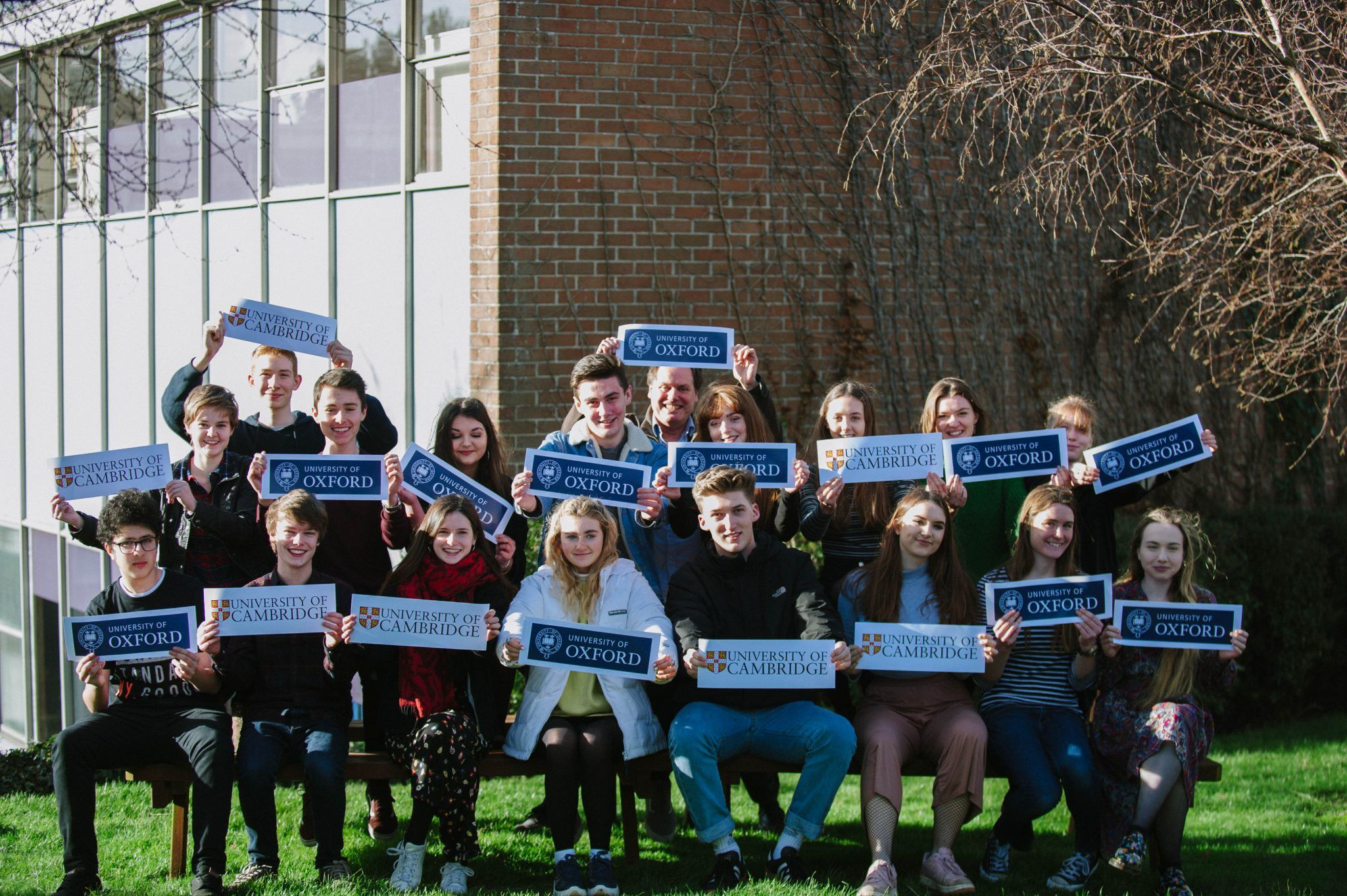 Record Breaking 24 Oxford & Cambridge Offers for Exeter College Students