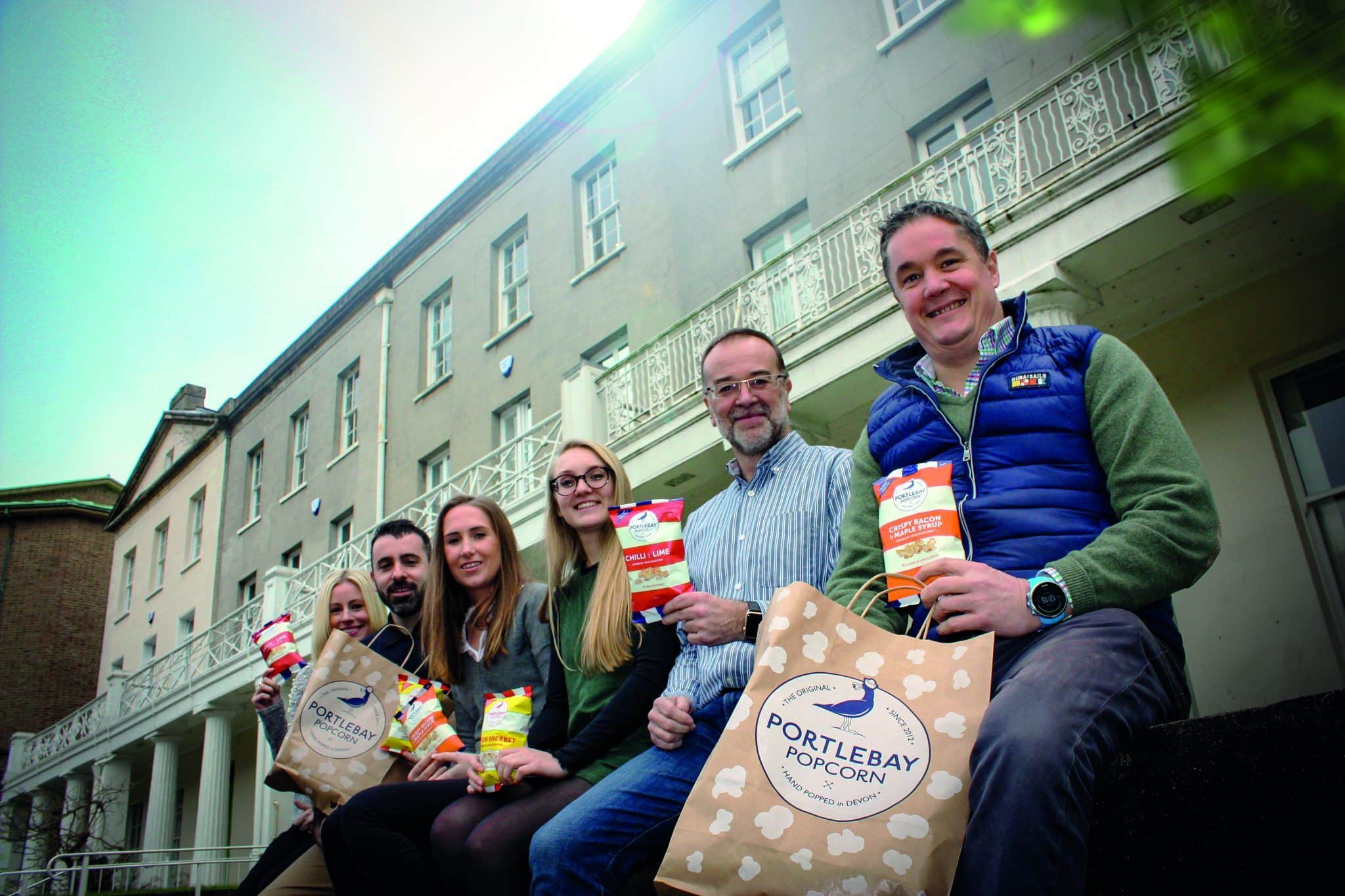 Portlebay Popcorn Stays True to South West Roots
