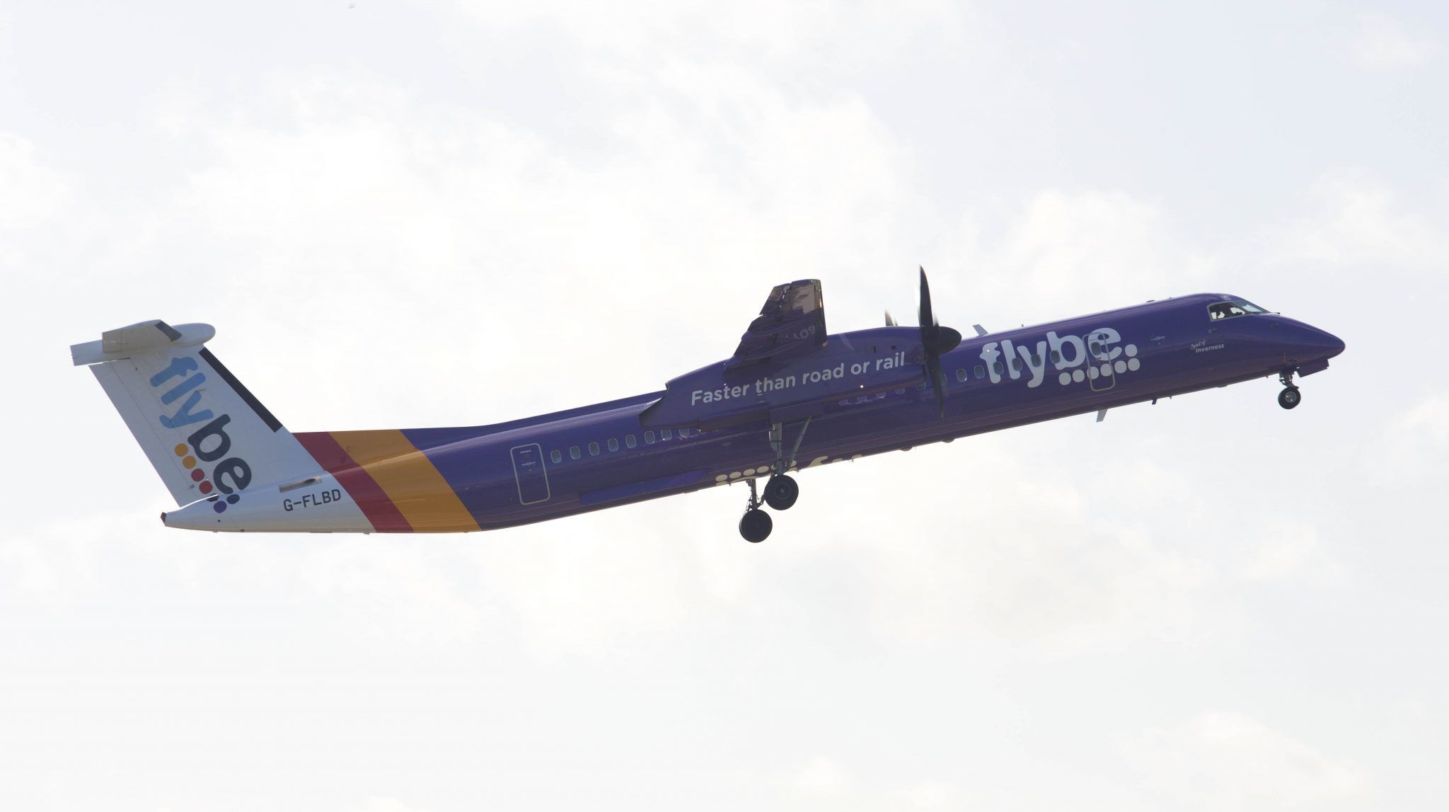 Flybe is best in noise and emissions performance at Heathrow