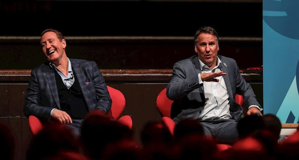 An Evening with Paul Merson and Ray Parlour