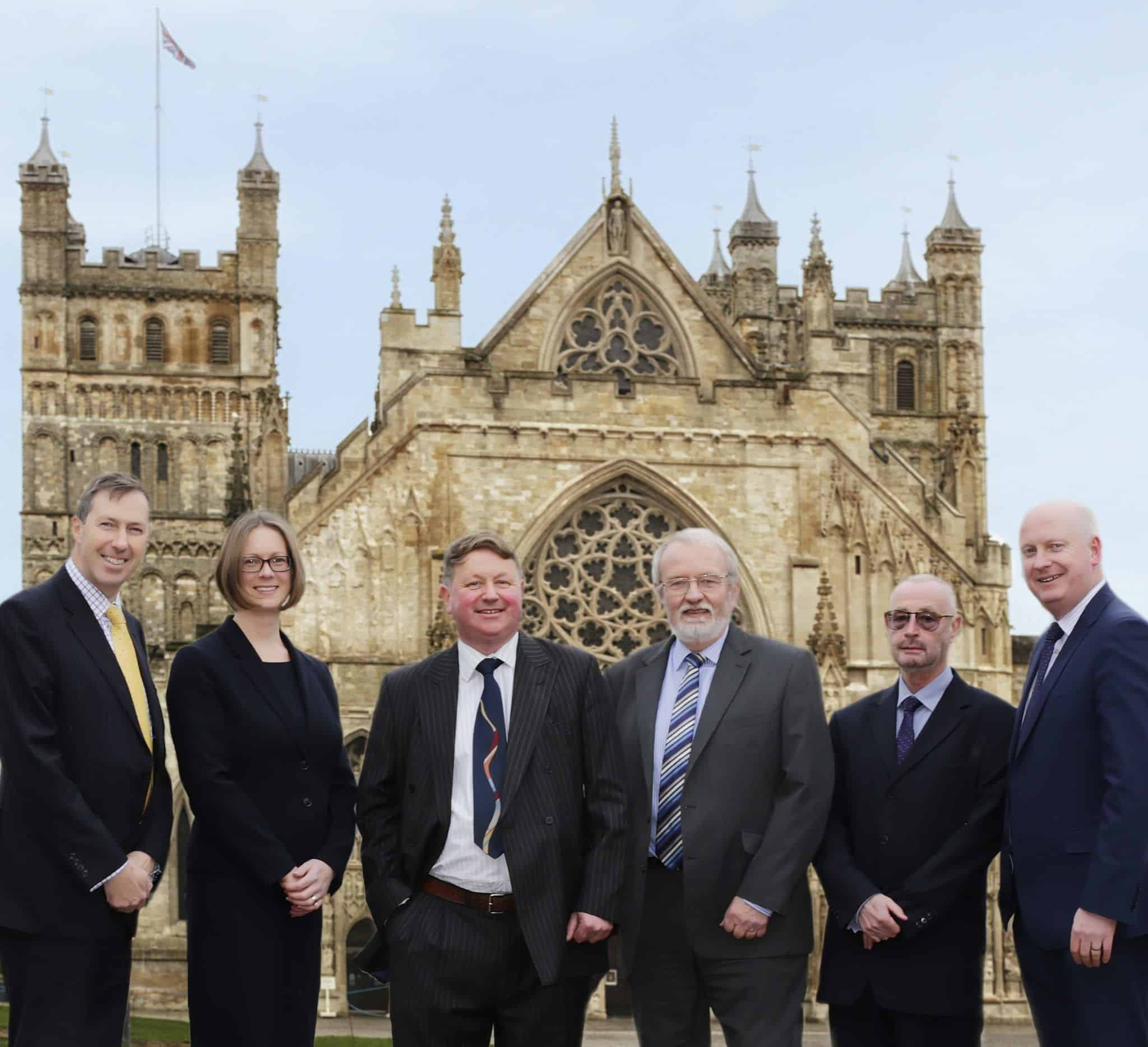 Merger for Morgan Pope Takes Exeter Solicitors Devon Wide