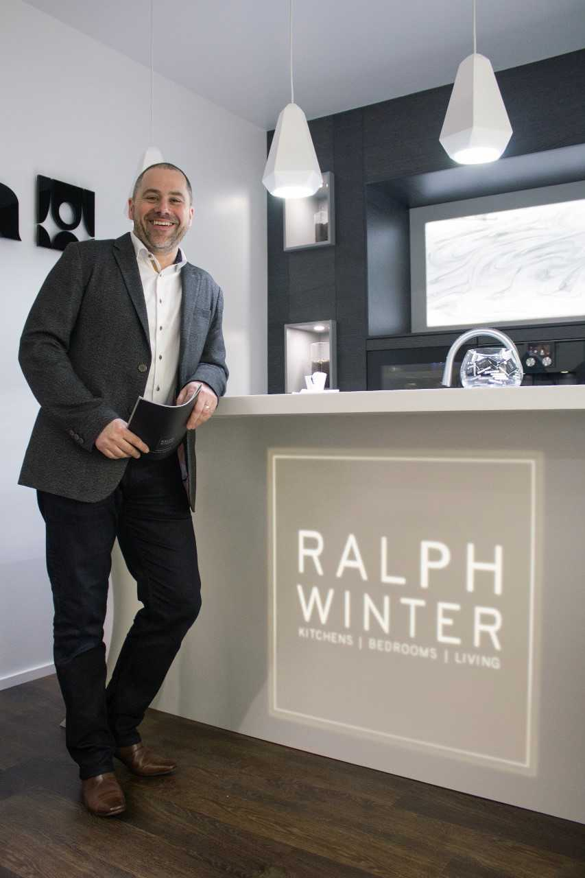 VIP Event Marks the Opening of Ralph Winter's New Showroom