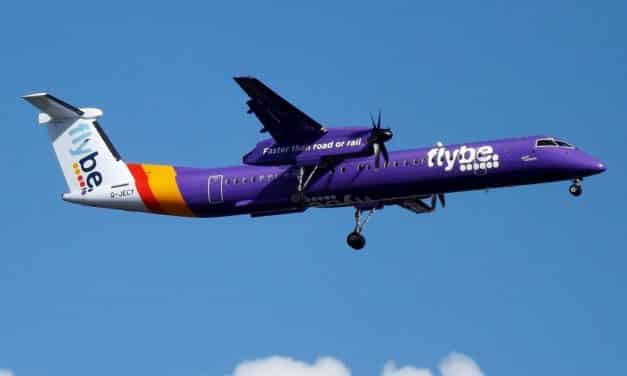 FLYBE LAUNCHES 2018-19 WINTER SCHEDULE FROM EXETER