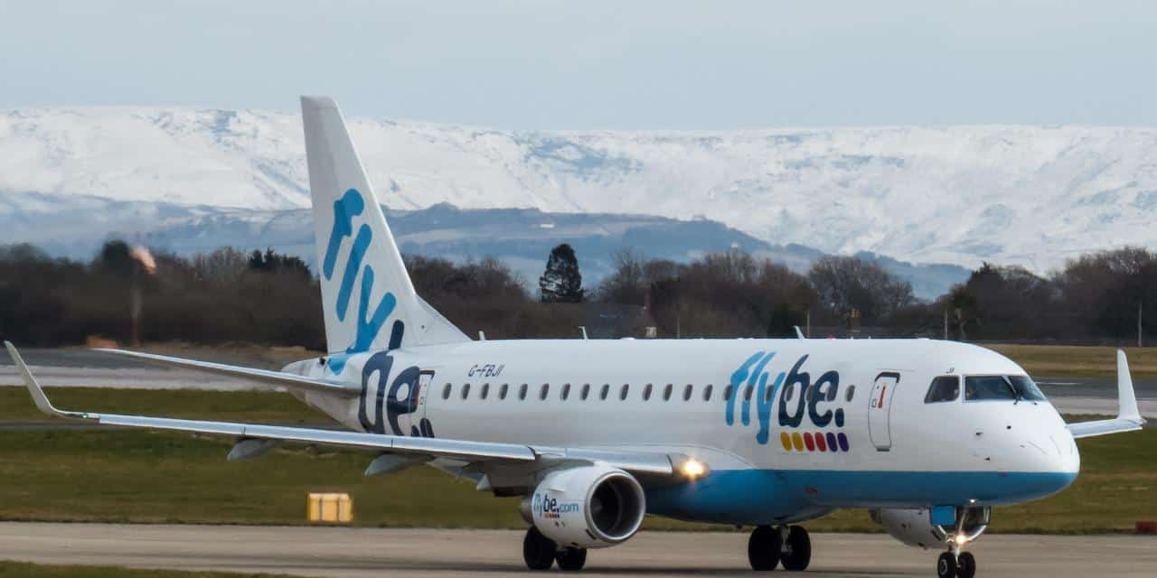 FLYBE LAUNCHES 2018-19 WINTER SCHEDULE