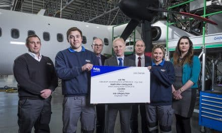 Flybe announces new aerospace engineering apprenticeship scheme