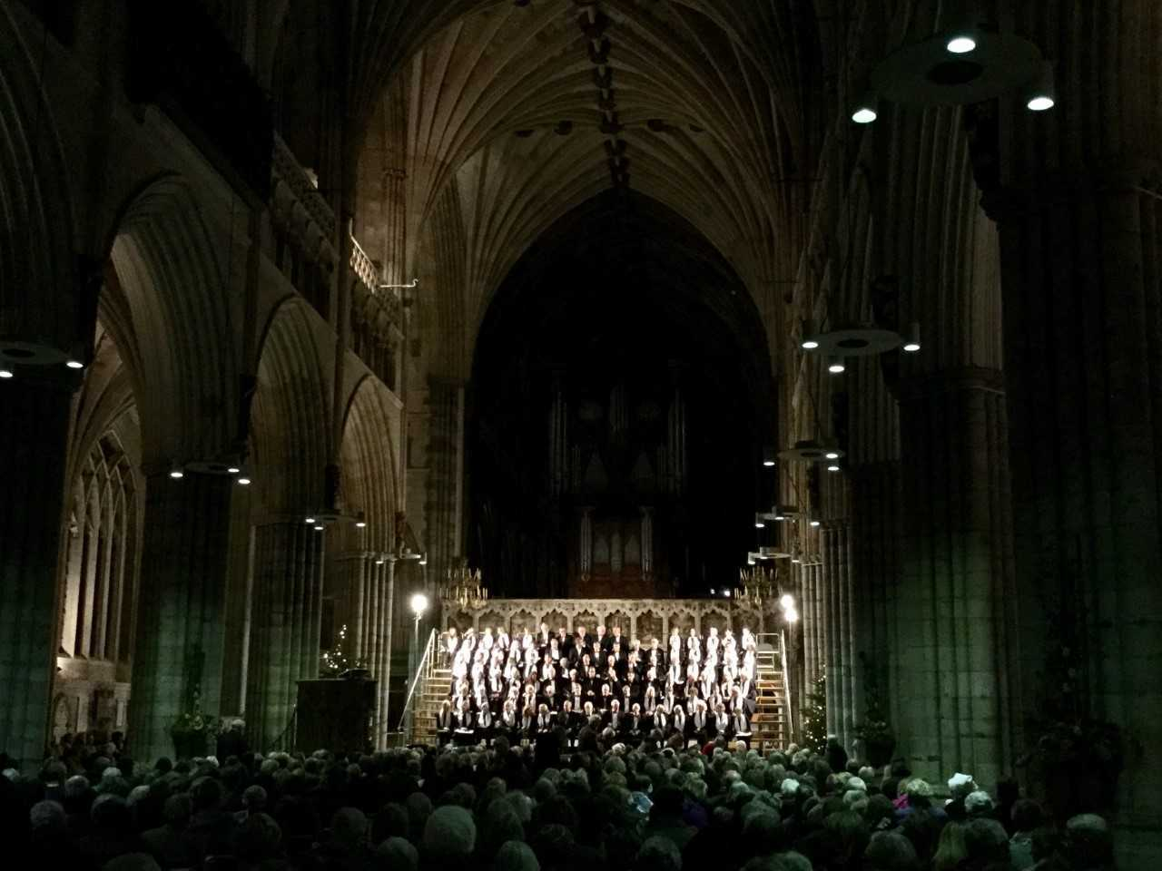 Exeter Philharmonic Choir Shines the Spotlight on Young Soloists in Lord Mayor's Concert