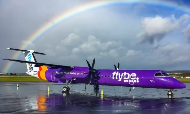FLYBE HAILS SUMMER SUN WITH HALF A MILLION SEAT SALE
