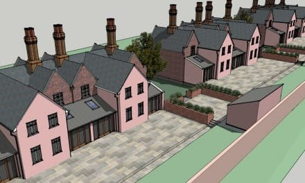 Exeter Homes Trust Unveils Plans for Remodelling of Historic Almshouses