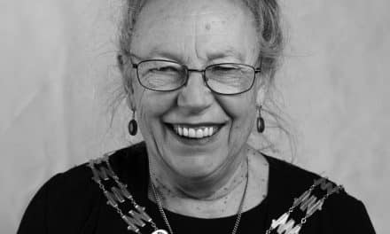 Lesley Robson: The Right Worshipful, The Lord Mayor of Exeter, Councillor Mrs Lesley Robson