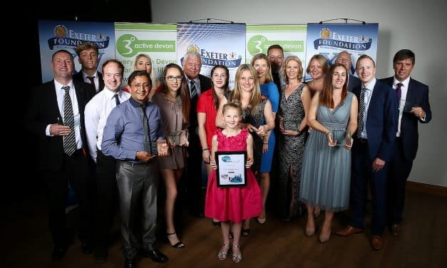 Exeter Sports Women & Men Make the Finals of 21st Annual Devon Sports Awards