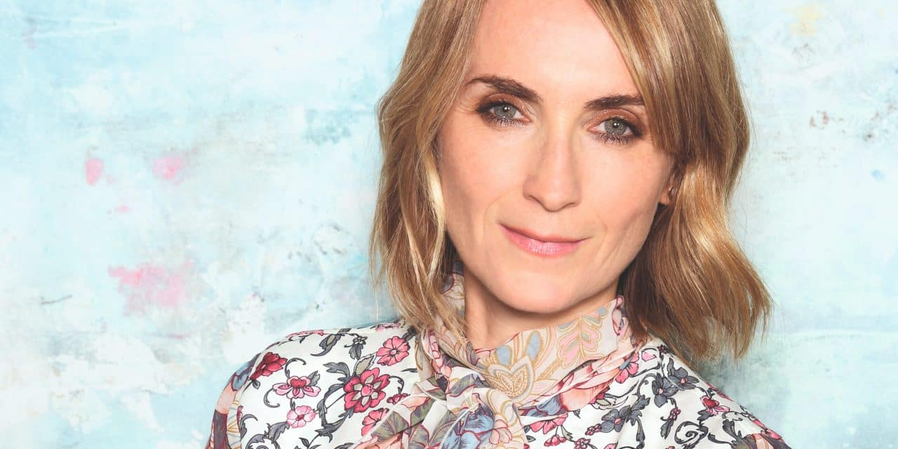 The Big Conversation…. with Marie Claire UK Editor Trish Halpin