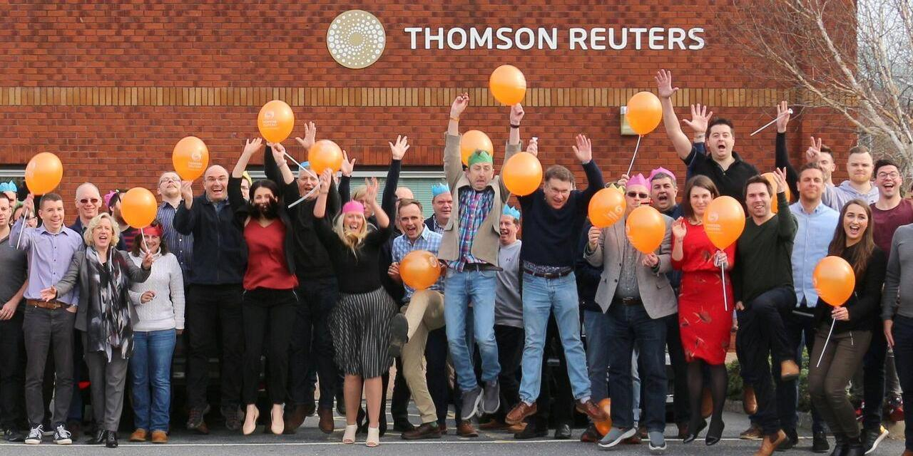 Thomson Reuters Celebrates 10 Years in Exmouth