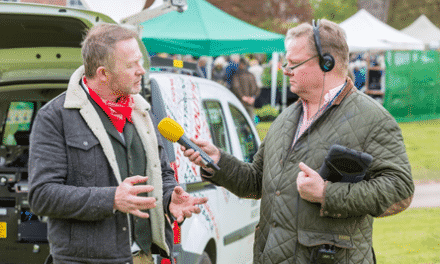 BBC Radio Devon to Broadcast Live from Toby's Garden Festival