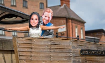HepcoMotion Apprentice Invited to the Royal Wedding