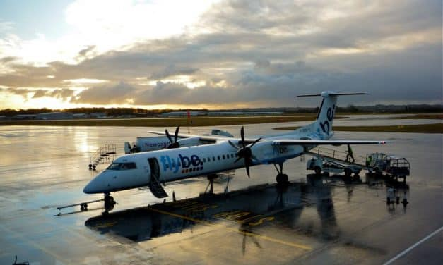 Flybe Extends 2018-19 Winter Schedule From Exeter