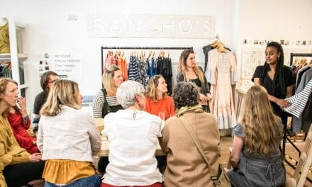 Exeter Joins Movement for Fair Trade Fashion in a Major Clothes Swap Event