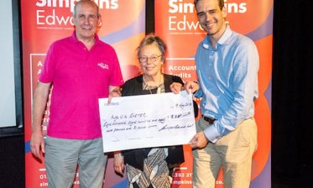 Exeter's Really Big Quiz Raises Record Amount for Charity