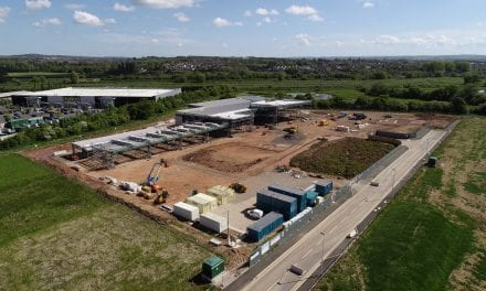 Vospers New Exeter Supersite Scores Highly for Sustainability