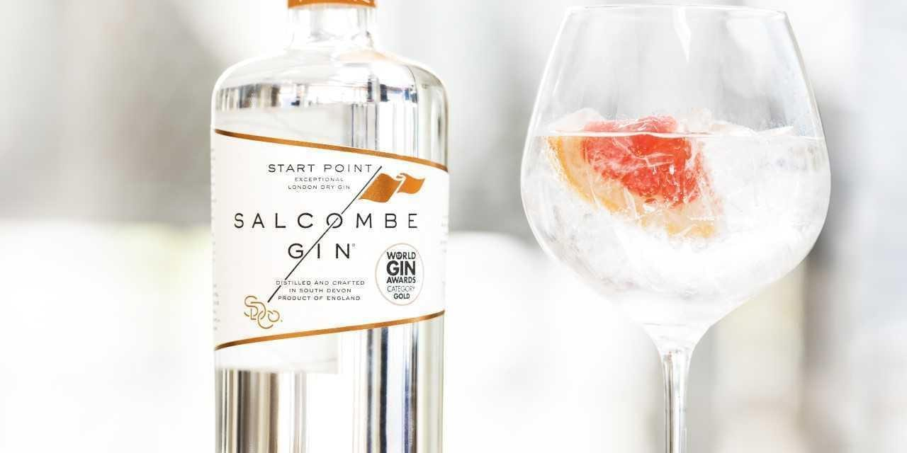 Salcombe Distilling Co. Named Devon Chamber of Commerce's  'Small Business of the Year'