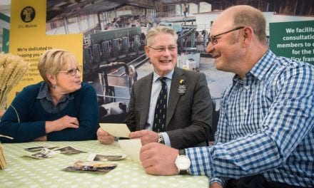 Westcountry Policy Holders Celebrate Mutual Support and a Century of Farming