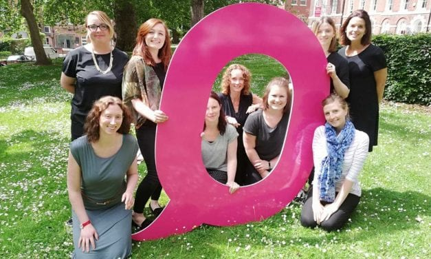 One Voice Media to Walk 18 Miles for Charity