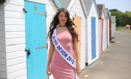 Young Entrepreneur Wins Miss Devon and Will Compete in Miss Great Britain Final