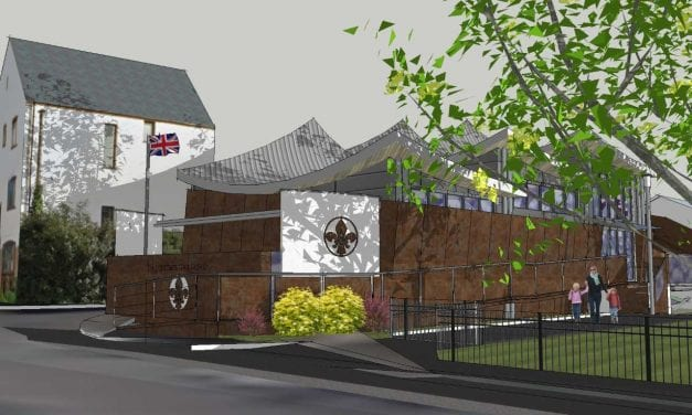 Lottery Boost for Adventure Centre Plans