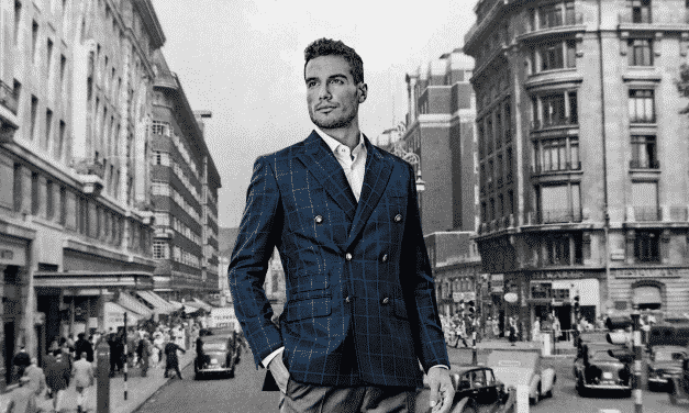 Competition: WIN a free bespoke suit worth £499!