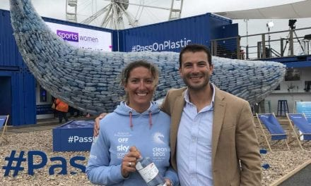 Salcombe Distilling Co. Helps Turn the Tide on Plastic