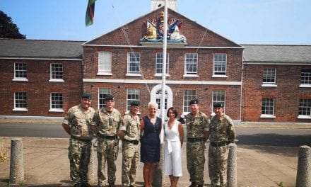 Exeter Solicitors Sponsor the ABF Soldiers' Charity Concert